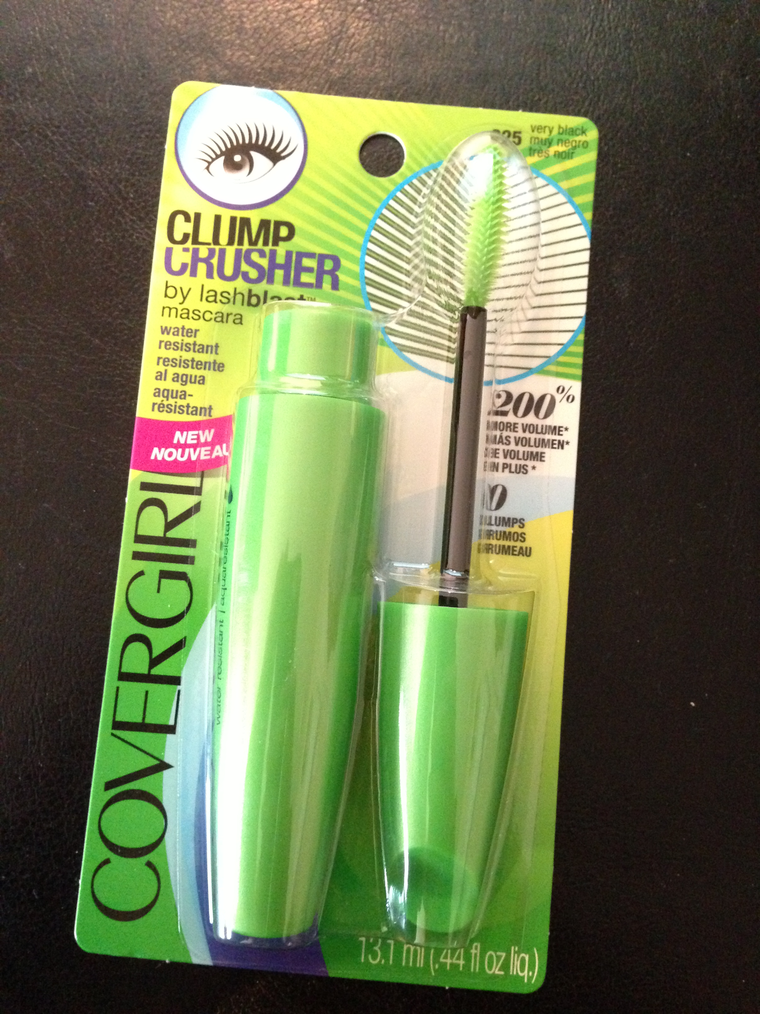 08a2ff442f6 We Love Lashes Wednesday!- Covergirl Clump Crusher Review   Glam ...